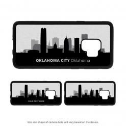 Oklahoma City Galaxy S9 Case