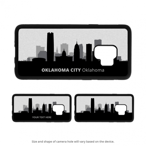Oklahoma City Galaxy S9 Case