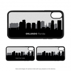 Orlando iPhone X Case