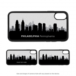 Philadelphia iPhone X Case