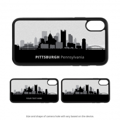 Pittsburgh iPhone X Case