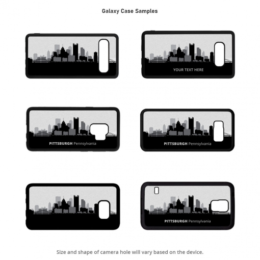 Pittsburgh Galaxy Cases