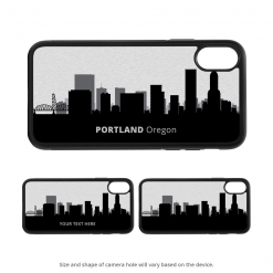 Portland iPhone X Case