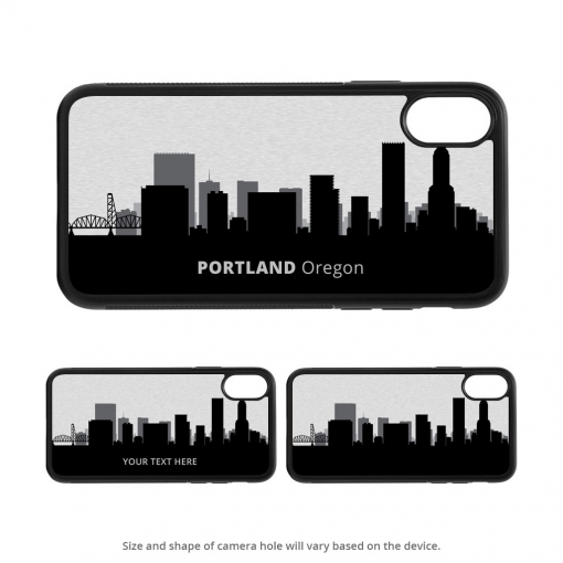 Portland iPhone X Case