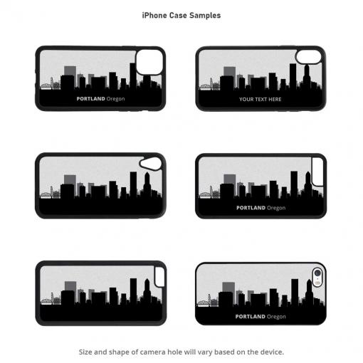 Portland iPhone Cases