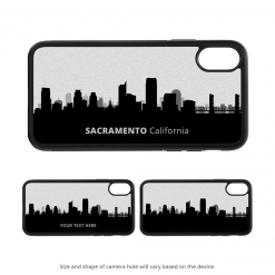 Sacramento iPhone X Case