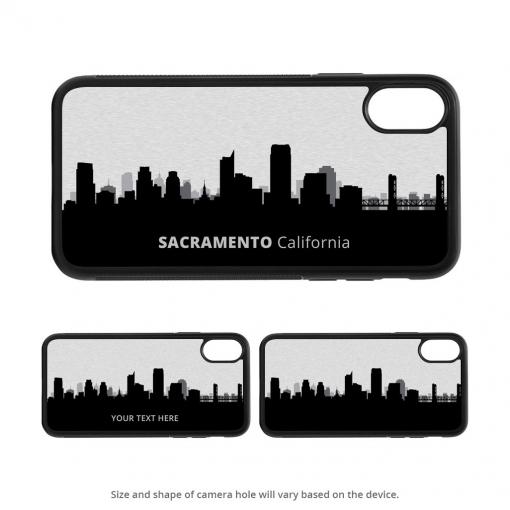 Sacramento iPhone X Case