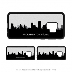 Sacramento Galaxy S9 Case