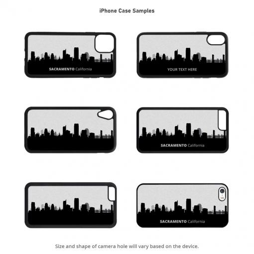 Sacramento iPhone Cases