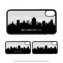 Salt Lake City iPhone X Case