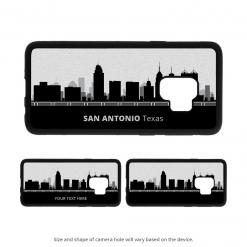 San Antonio Galaxy S9 Case