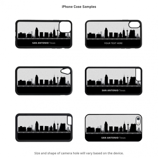 San Antonio iPhone Cases