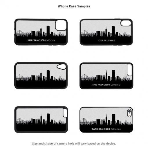San Francisco iPhone Cases