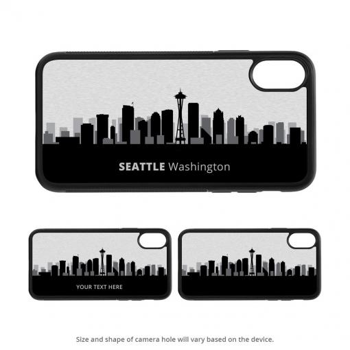Seattle iPhone X Case