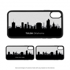 Tulsa iPhone X Case