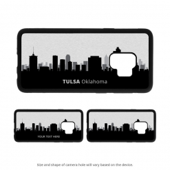 Tulsa Galaxy S9 Case