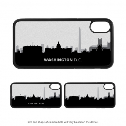 Washington DC iPhone X Case
