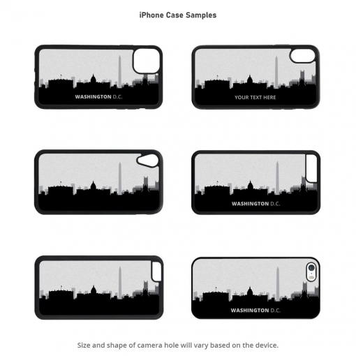 Washington DC iPhone Cases