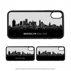 Brooklyn iPhone X Case
