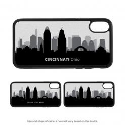 Cincinnati iPhone X Case