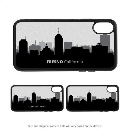 Fresno iPhone X Case