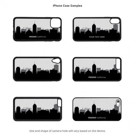 Fresno iPhone Cases