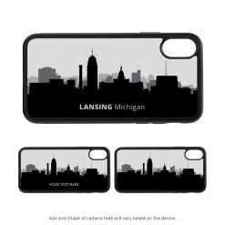 Lansing iPhone X Case
