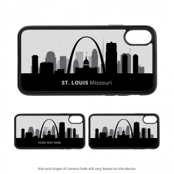 St. Louis iPhone X Case