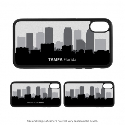 Tampa iPhone X Case