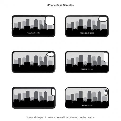 Tampa iPhone Cases