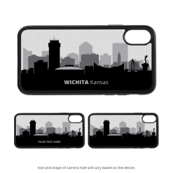 Wichita iPhone X Case