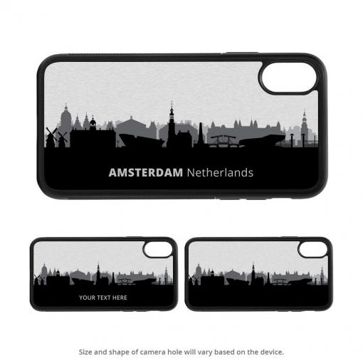Amsterdam iPhone X Case