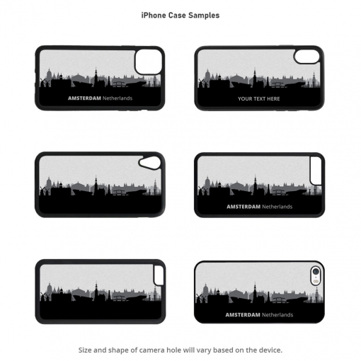 Amsterdam iPhone Cases
