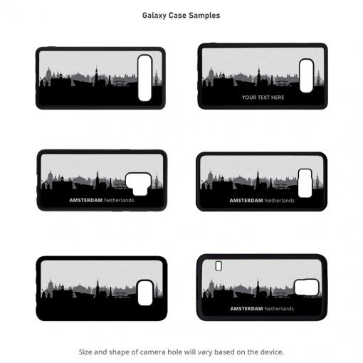 Amsterdam Galaxy Cases