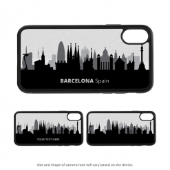 Barcelona iPhone X Case