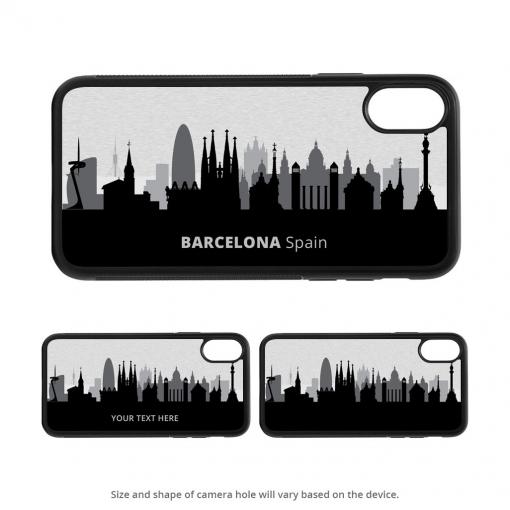 Barcelona iPhone X Case