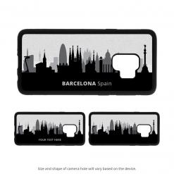 Barcelona Galaxy S9 Case