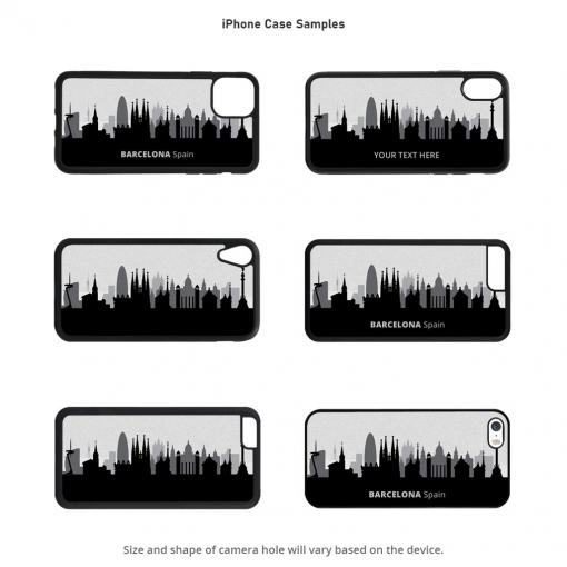Barcelona iPhone Cases