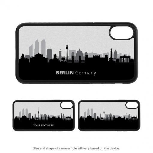 Berlin iPhone X Case