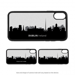 Dublin iPhone X Case
