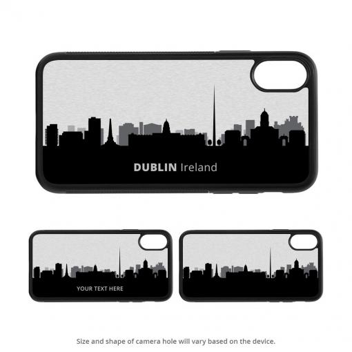 Dublin iPhone X Case