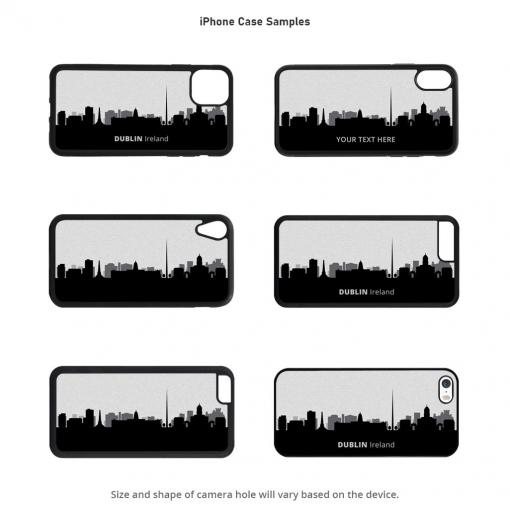 Dublin iPhone Cases
