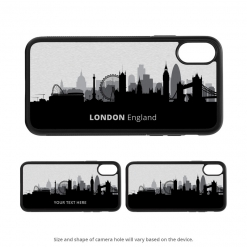 London iPhone X Case