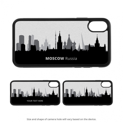 Moscow iPhone X Case
