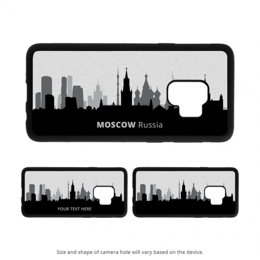 Moscow Galaxy S9 Case