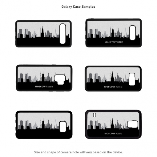 Moscow Galaxy Cases