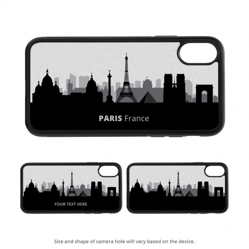 Paris iPhone X Case