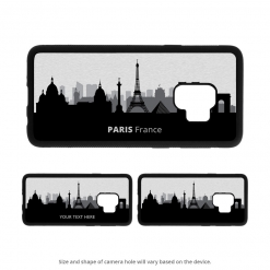 Paris Galaxy S9 Case