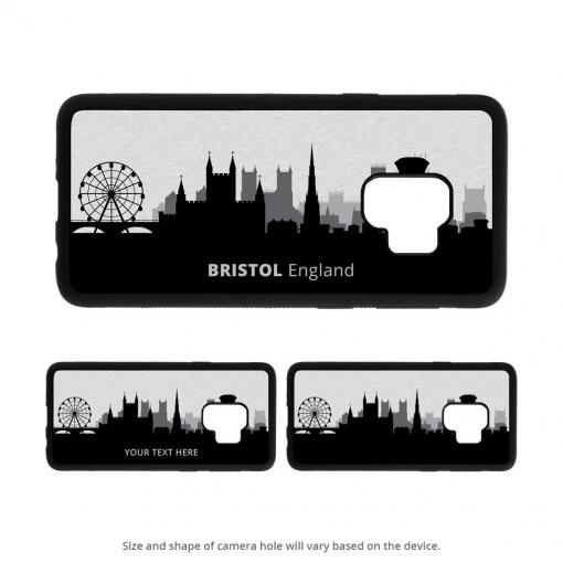 Bristol Galaxy S9 Case
