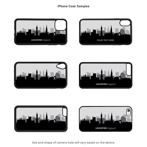 Leicester iPhone Cases